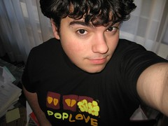 Camiseta Pop Love