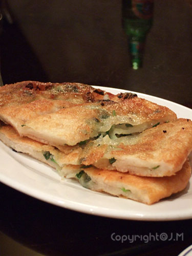 Green Onion Cake 蔥油餅