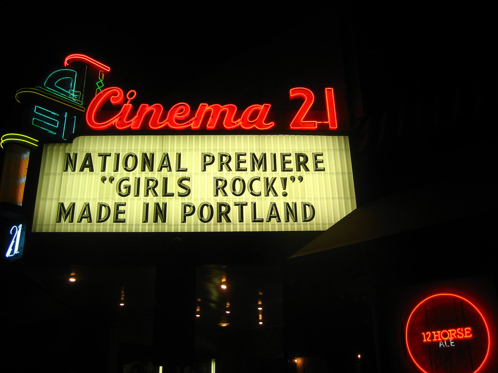 Girls Rock! The movie