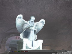 Statue of Goddess (Animestars) Tags: statue goddess starry mabinogi nexon devcat animeshadows animestars