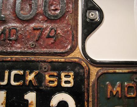 Plates... PAD #1082