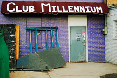 Club Millenium Back Entry
