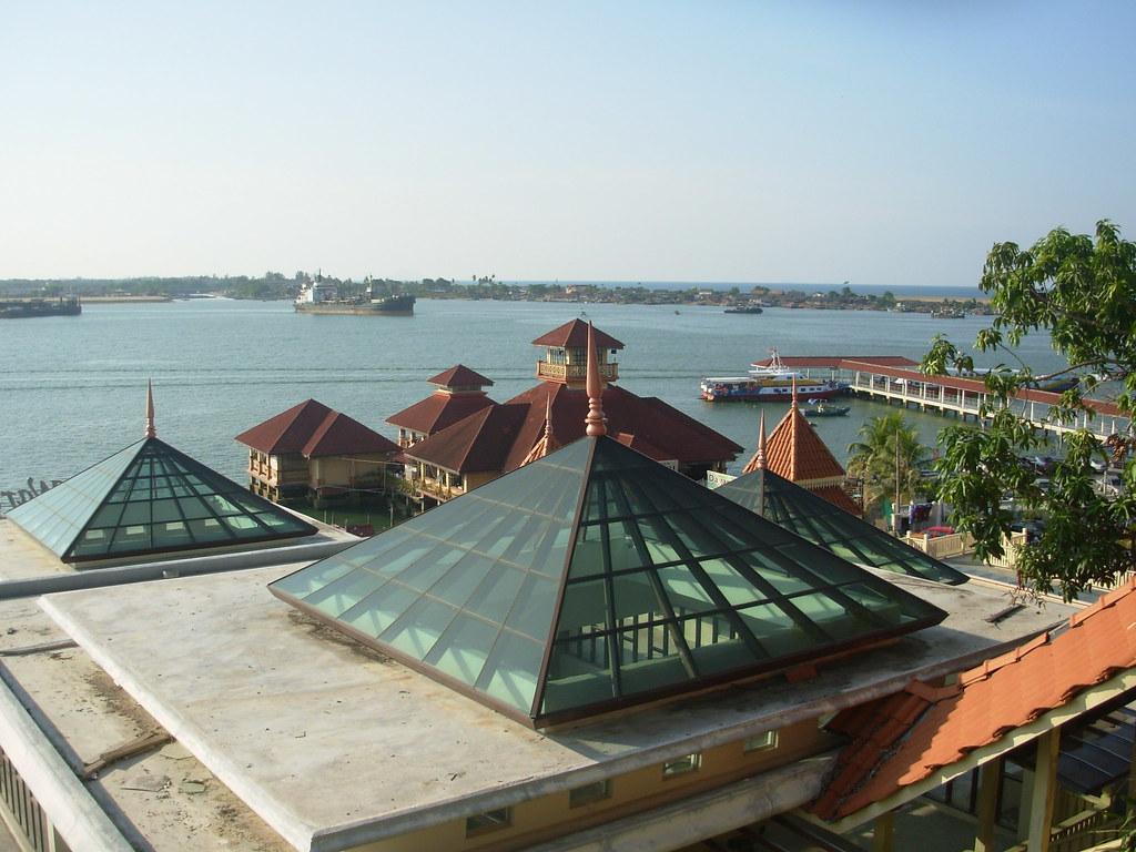 K Terengganu -Riviere