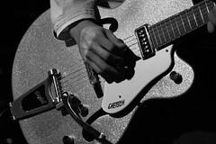 Guitar (Davidrummer) Tags: music canon eos 350d cafe riverside band taiwan rocker taipei   deserts ef70200mmf4l livehouse   iso80 digitalshot iso8001600