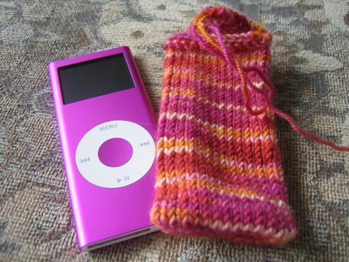 iPod nano cozy