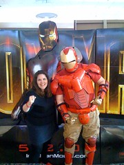 Ironman at the Movie Theater on Flickr