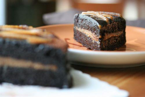 decadence choco cake