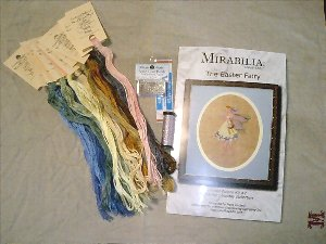 「The Easter Fairy」mirabilia
