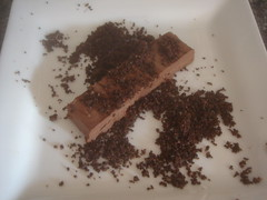 Soft Chocolate With Chocolate Soil