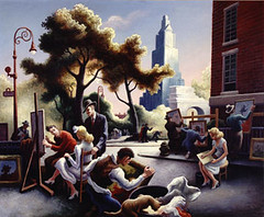 Image of Thomas Hart Benton work