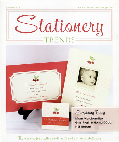 Stationery Trends (cover)