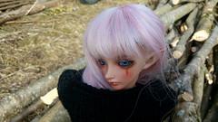 Minifee Karsh (luxatica) Tags: fairyland minifee karsh minifeekarsh bjd