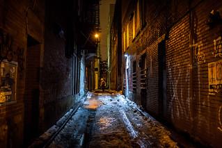 Dark Alley #2 [Explored]