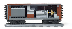 Power Functions Boxcar (-Cooper-) Tags: train power lego boxcar functions 8866 swoofty