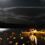 Scottish sceneries - Portree, the harbour thumbnail