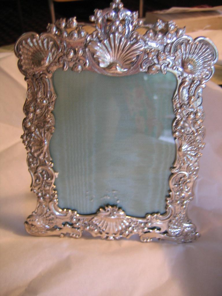 Sterling Silver Photo Frame (rectangular)