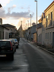 Apulia (Howard.) Tags: road blue holiday cars portugal buildings neat 2007 apulia