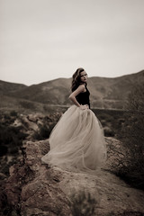 Her nickname is Annie Fannie (Traci) Tags: california daughter annmarie orangecounty danapoint weddingphotographer vasquezrocks luckyme tracietaylorphotography tracietaylorphotogrpahy howstokedamiigottoshootwithchildishdavid troublemakernumberone