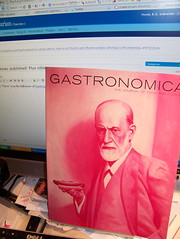Issue of Gastronomica with my essay in it
