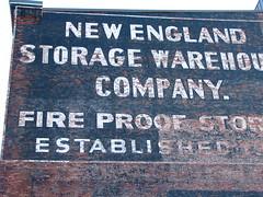 Fire Proof Storage (xd360) Tags: old brick sign boston massachusetts signage fade ghostsign roxbury xd360