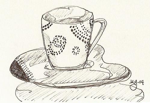 Clara's cup