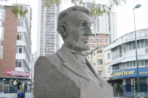 Mr. Lincoln in Caracas