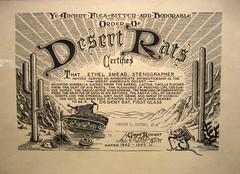 Order of Desert Rats (8114)