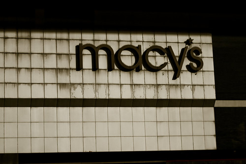Macy's NYC Queens Mall_
