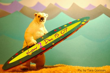 show pic polar bear