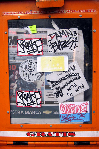 stickers downtown