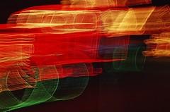 Run Run Run aka Moving Trucks and musical notes (Amitabh T) Tags: longexposure light newmexico truck lights movement peace albuquerque kodachrome streaks amitabh trehan amitabhtrehan