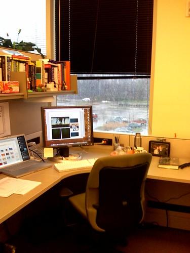 New workspace