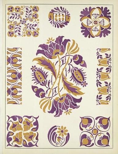Art Deco Vignettes - Henri Gillet 1922 g