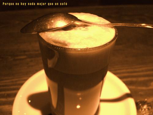 Porque no hay nada mejor que un café