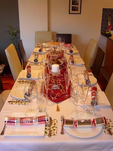 ideas navidad mesas decoradas