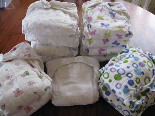 how to make cloth nappies