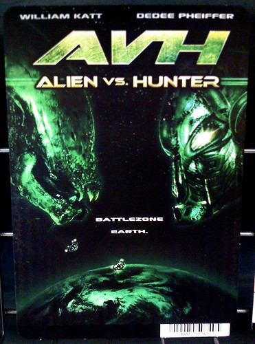Aliens VS Hunter