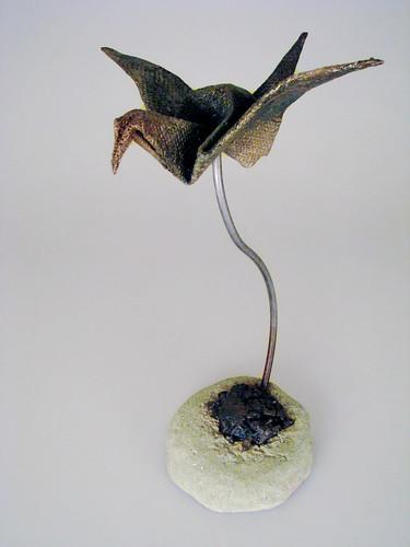 Knit Crane