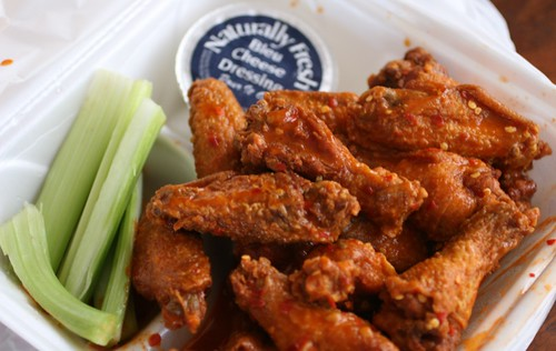 Jamal's Buffalo Wings: Downtown