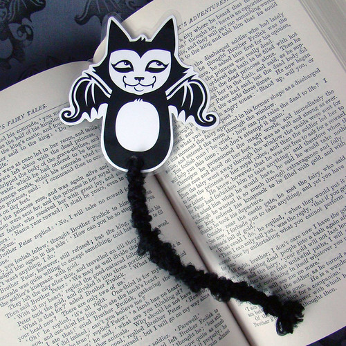Bookmark with Tail