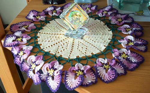 Ravelry Old Fashioned Doilies To Crochet Patterns