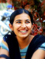 (divya babu) Tags: girl smile happy indian