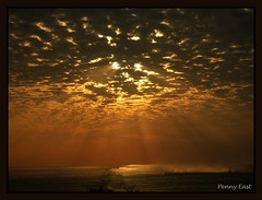 Sunset (pennyeast) Tags: friends sunset sea sky nature clouds southafrica scenery scenic capetown edge frame inspire llandudno lifeasiseeit excellentphotographerawards papaalphaecho avision bestcasescenery