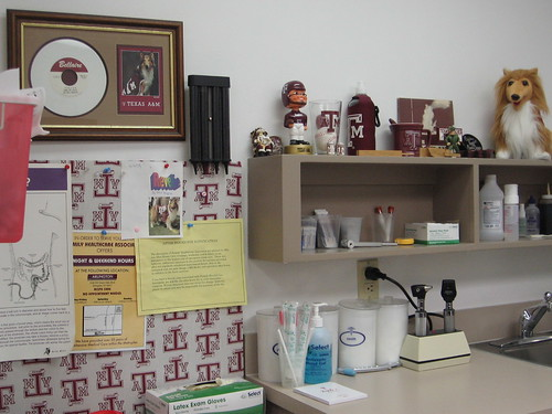 Our Texas Doctor is an Aggie!