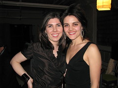 Sarah and Andrea