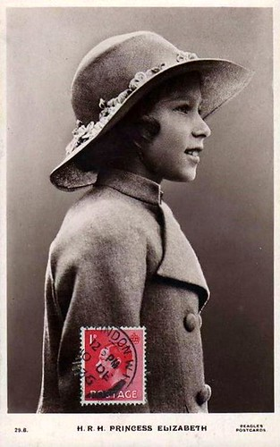 queen elizabeth young pictures. Young Queen Elizabeth II.