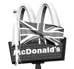 Untitled (piX1966) Tags: kent mcdonalds symbols unionjack unionflag goldenarches medwaytowns medwayvalley thefiveprojects