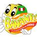 colgante d bananitos
