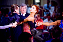 BALLROOM-Dance competition (etravus) Tags: california men beautiful canon dance women couple dancing contest longbeach ballroom gowns waltz competion 70200mml etravus theemeraldball