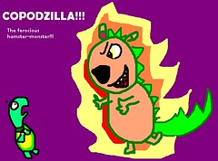 Copodzilla!!!